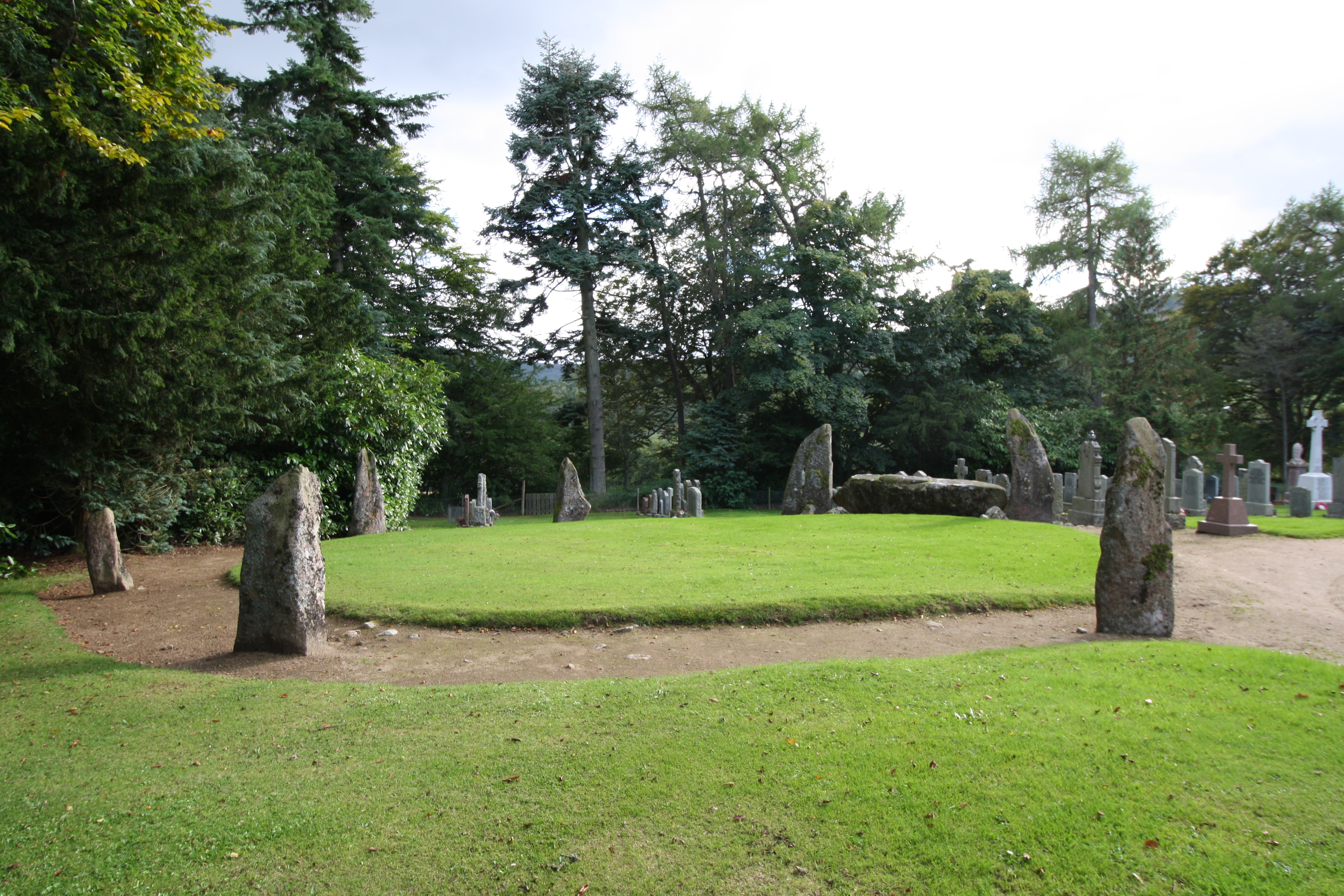 Pictish Stones