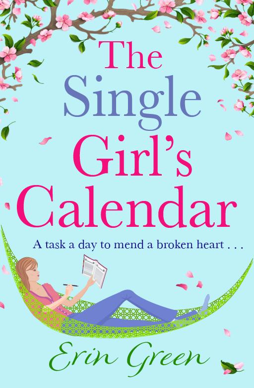 single girl's calendar