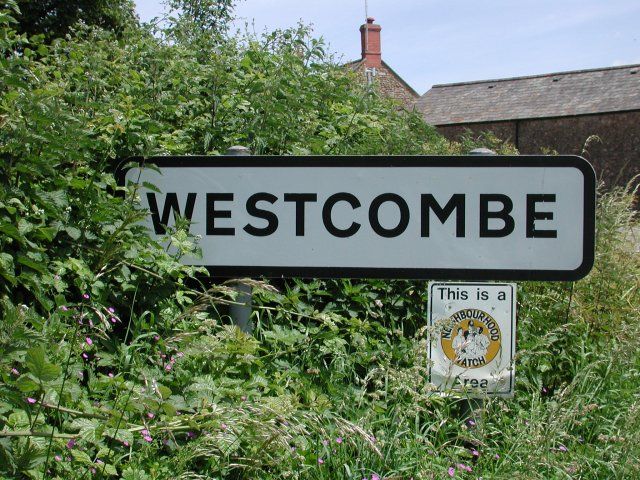 W is for Westcombe