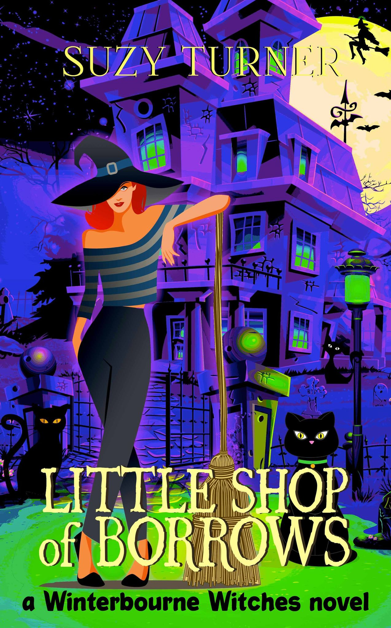 little shop of borrows