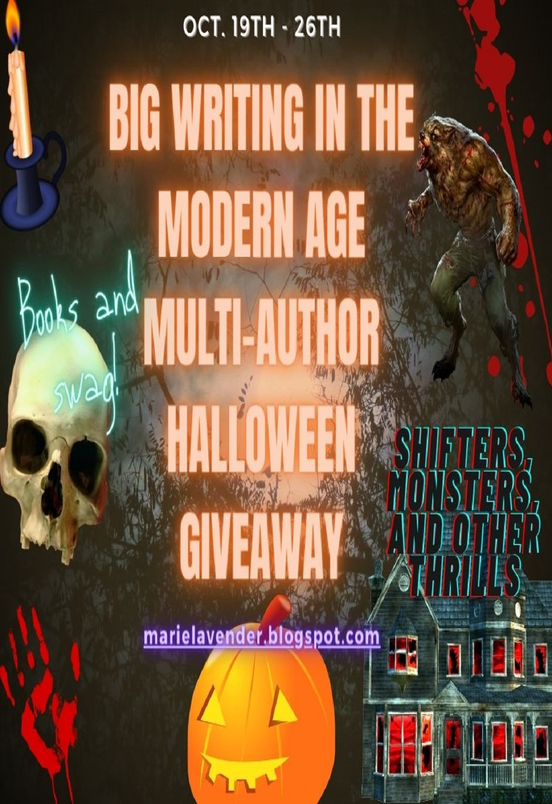 Big Halloween Contest